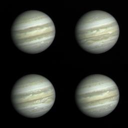 Early Voyager 1 Images of Jupiter