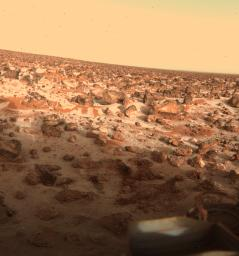 Ice on Mars Utopia Planitia Again