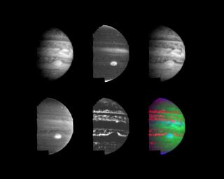 Jupiter's Multi-level Clouds