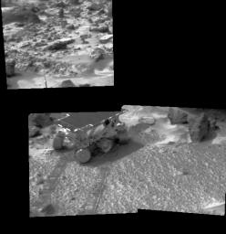 End of Sol 5 Rover Image