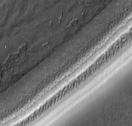 Textures in south polar ice cap #2