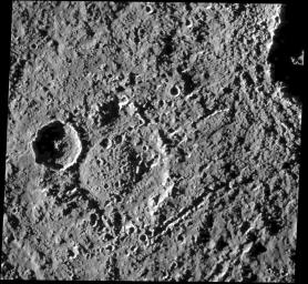 Har Crater on Callisto