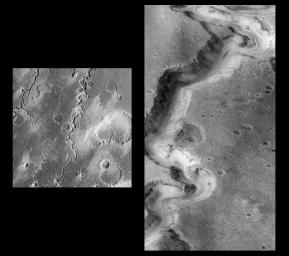 Nanedi Vallis: Sustained Water FLow?