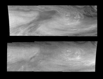 Jupiter's Equatorial Region in the Two Methane Bands (Time Set 2)