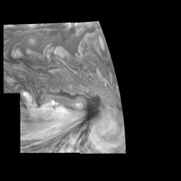 Jupiter's Equatorial Region in the Near-Infrared (Time Set 3)