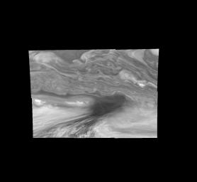 Jupiter's Equatorial Region in the Near-Infrared (Time set 4)