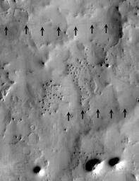 SUV Tracks On Mars? The