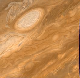Jupiter White Oval