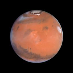 A Closer Hubble Encounter With Mars - Elysium