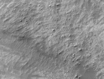 1.5 Meter Per Pixel View of Boulders in Ganges Chasma