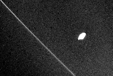 Saturn's F-ring and Inner Satellite