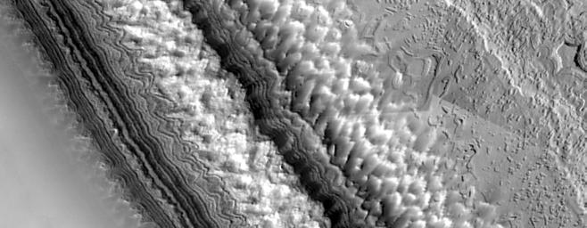 High-Resolution South Polar Cap Mosaics