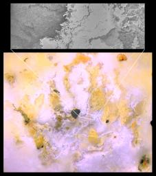 Bright Channelized Lava Flows on Io