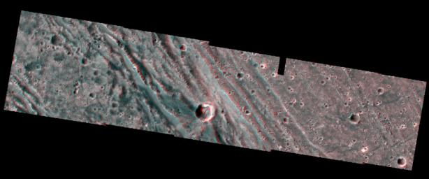 Bright-Dark Terrain Boundary in stereo