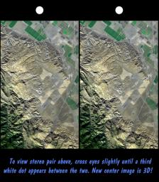 Wheeler Ridge and vicinity, California, is a site of major tectonic activity, both historically and over recent geologic time.