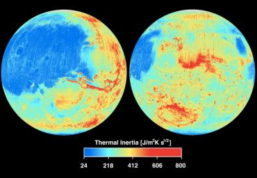 Mars Thermal Inertia