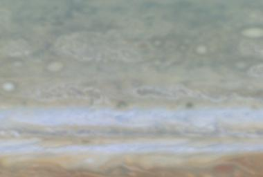 Jupiter's High Latitudes