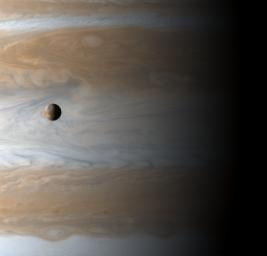 A New Year for Jupiter and Io
