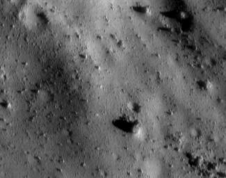 Eros at Closest Approach