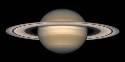 A Change of Seasons on Saturn - October, 1997