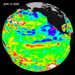 Pacific Ocean in Holding Pattern for El Ni�o