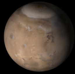 Mars in Early Northern Spring