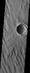 Eroded Ejecta