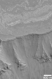 Layered Walls of West Candor