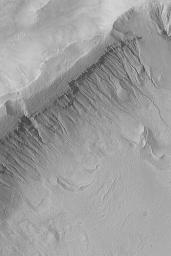 Gullies in Terra Sirenum