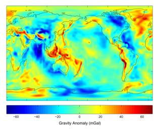 New Views of Earth's Gravity Field from GRACE