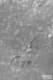 Clouds Near Icaria Planum