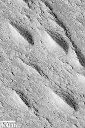 Aeolis Yardangs