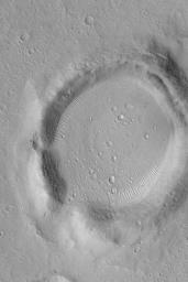 Eroded Crater