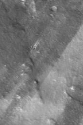 Work of Wind on Pavonis Mons