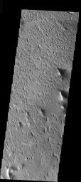 Strange Erosional Features