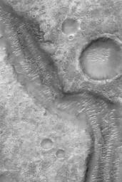 Old Martian Valley