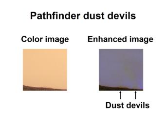 Pathfinder Spies Dust Devils
