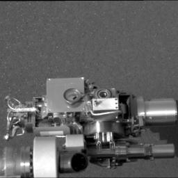 Microscope on Mars