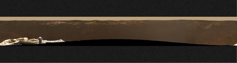 As Far as Opportunity's Eye Can See