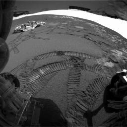 A View of Opportunity's Dance Moves