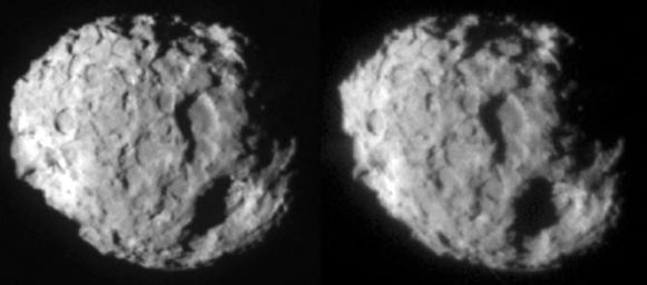 Comet Wild 2 - Stereo Image Pair