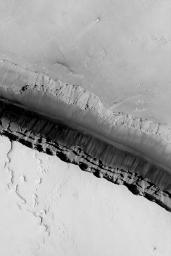 Cerberus Fossae Trough