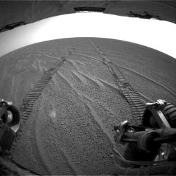 Looking Back, Opportunity Sol 70