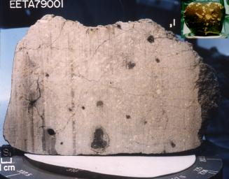 Meteorite Linked to Rock at Meridiani