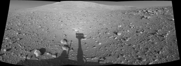 Spirit's Shadow, Sol 153