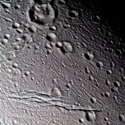 Enceladus image
