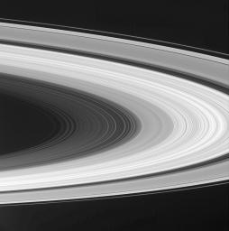 Any doubts about the grandeur of Saturn's rings will be dissolved by sweeping portraits like this one from NASA's Cassini spacecraft.