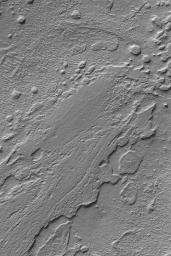NASA's Mars Global Surveyor shows