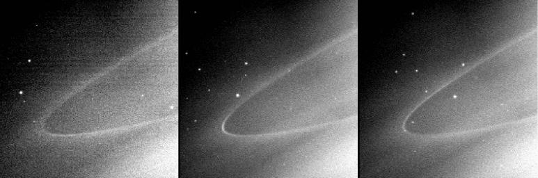 Arc in the Tenuous G Ring