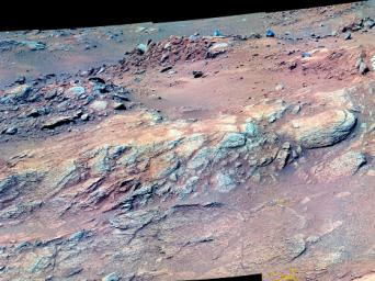'Methuselah' in False Color